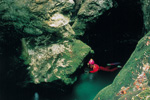 Canyoning in Bohinj