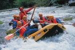Rafting in Bohinj