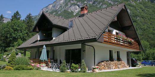 Villa STARE At Lake Bohinj